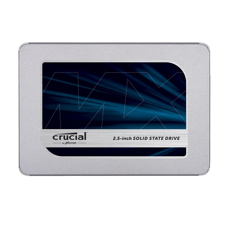 """Crucial CT1000MX500SSD1 MX500 1TB SATA 2.5-inch 7mm (with 9.5mm adapter) 2.5"""" Internal SSD"""