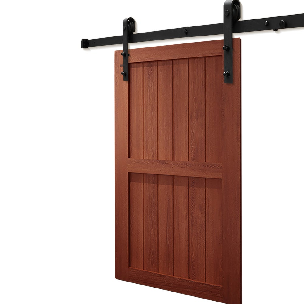 Antique Steel Sliding Barn Door Kit 1.83M-4M