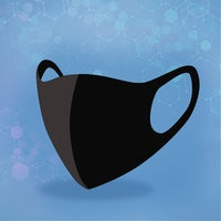 5Pcs Face Mask Reusable Washable Mouth Cover Unisex Masks Protective Adult Black
