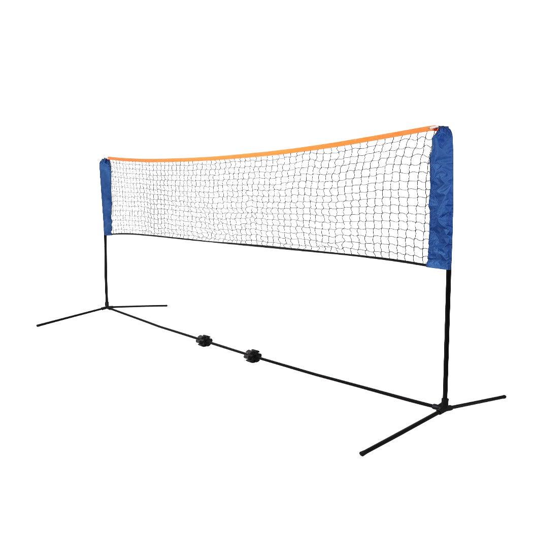 Centra Badminton Net Tennis Volleyball Portable Sports Set Beach Backyards 4M