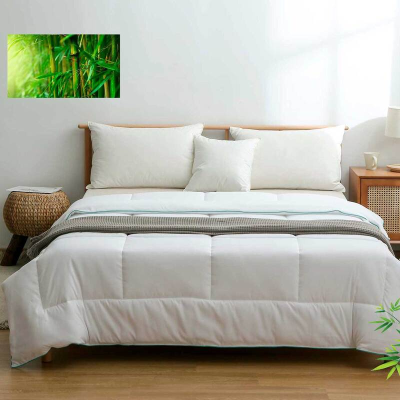 Bamboo Soft Quilt Doona for All Seasons ( Single / Double / Queen / King / Super King size)