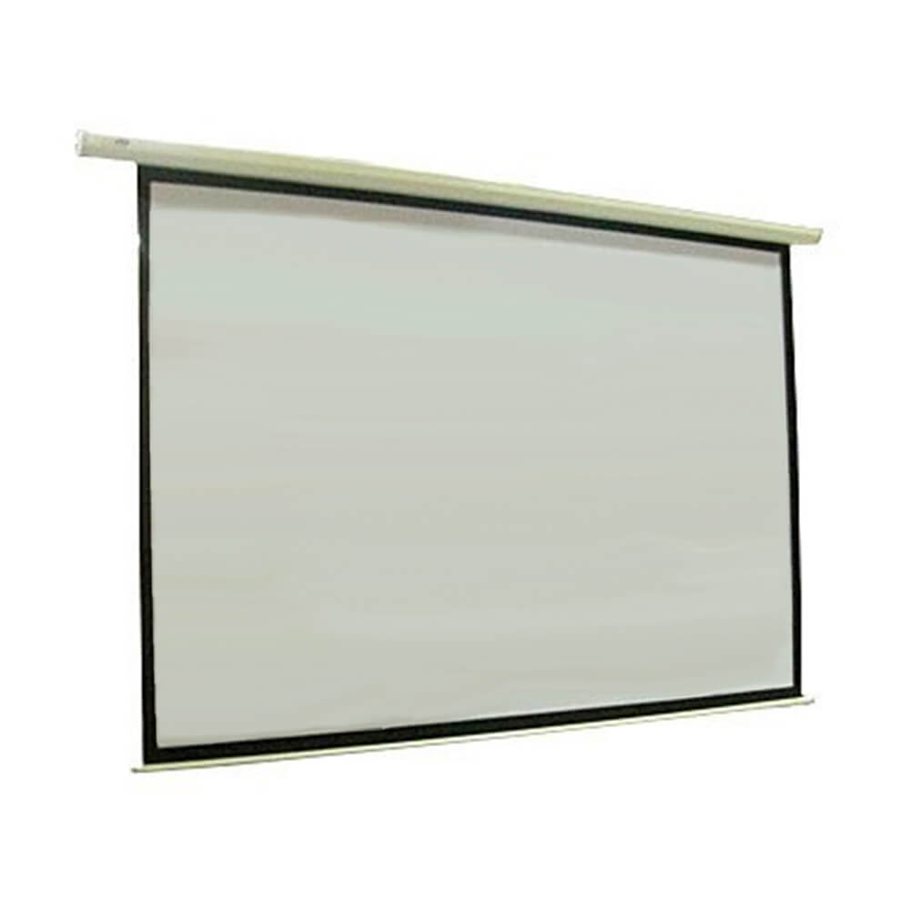 """Electric Motorised Home Theatre Projector Screen 120"""" + Remote"""