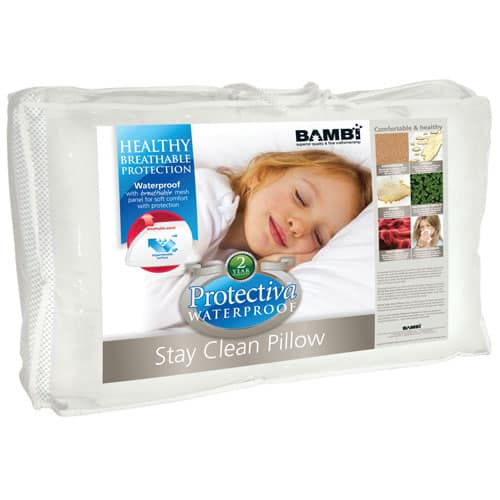 Stay-clean Junior Pillow