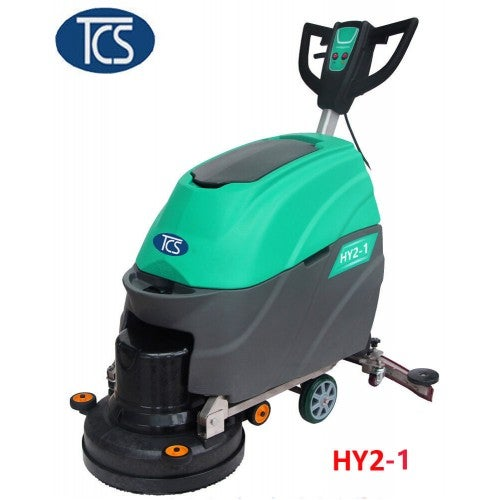 TCS Cable Operated Automatic Floor Scrubber Machine 30L