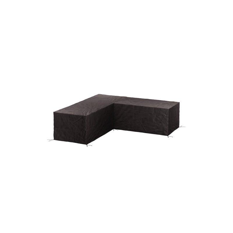 Protective Outdoor Furniture Cover 292cm / 292cm X 104cm X 85cm - Suit Large Highback L Shape Lounge.