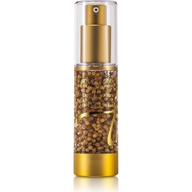 Jane Iredale Liquid Mineral A Foundation in Caramel