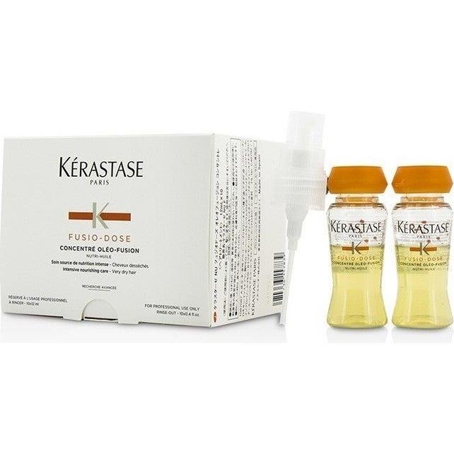 10x Kerastase Fusio Dose Intensive Nourishing Care