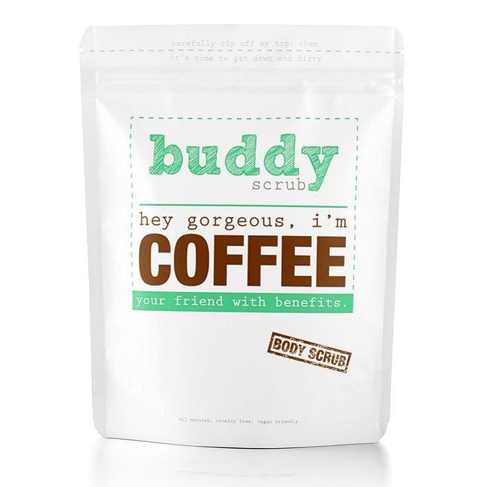 Buddy Scrub Coffee Exfoliating  Body Scrub 200g
