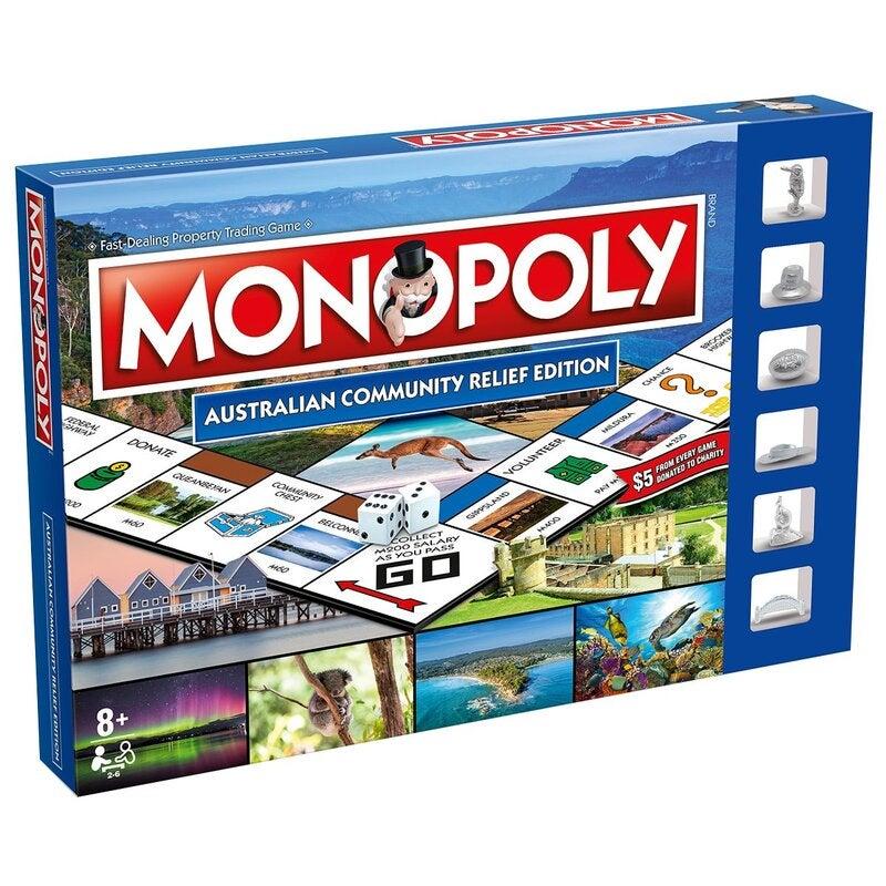 Australian Community Relief Monopoly Edition