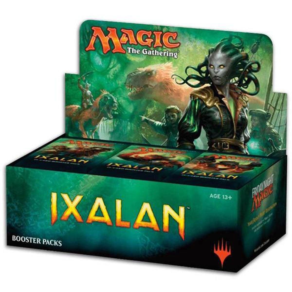 Ixalan Draft Booster Box Magic The Gathering
