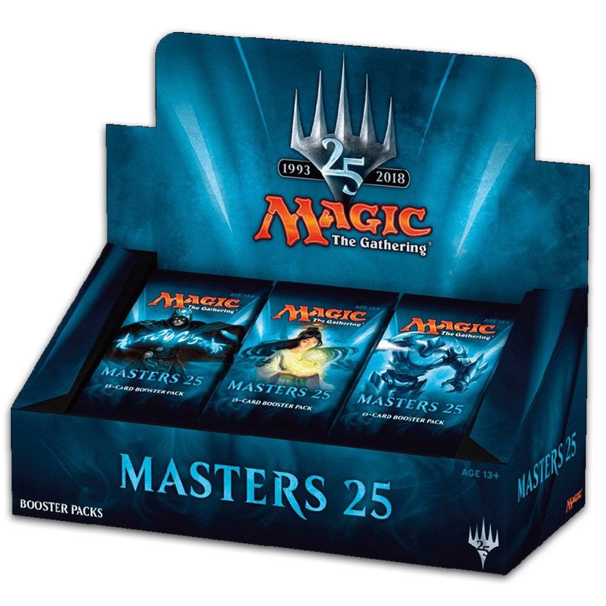Masters 25 Set Booster Box Magic The Gathering