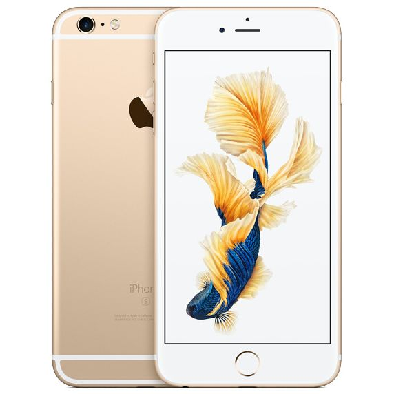 Refurbished Apple iPhone 6S Unlocked in Gold 64GB