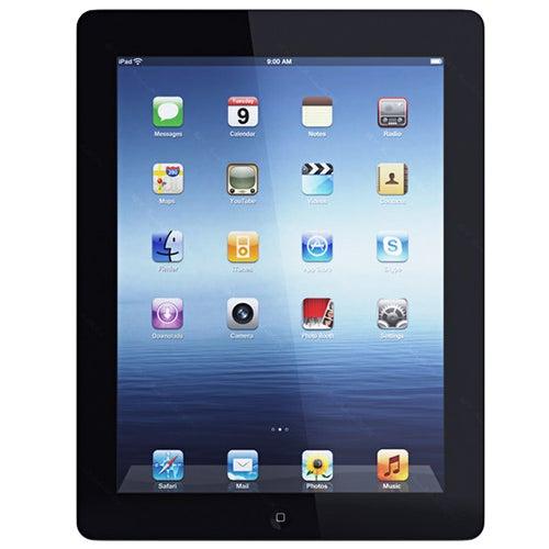 Used as Demo Apple iPad 4 16GB Wifi + Cellular Black (Local Warranty, 100% Genuine)