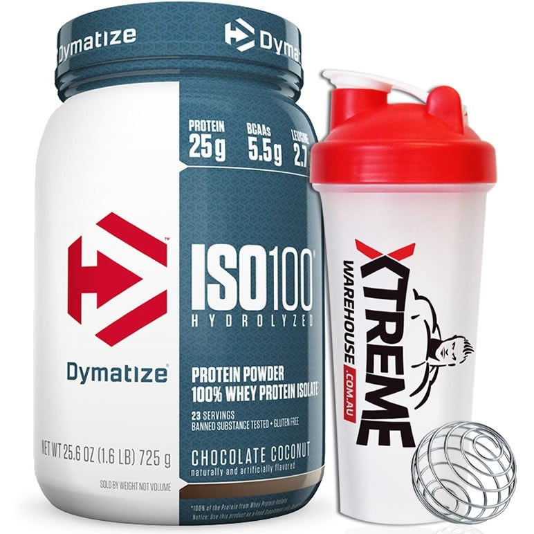 ISO 100 by Dymatize