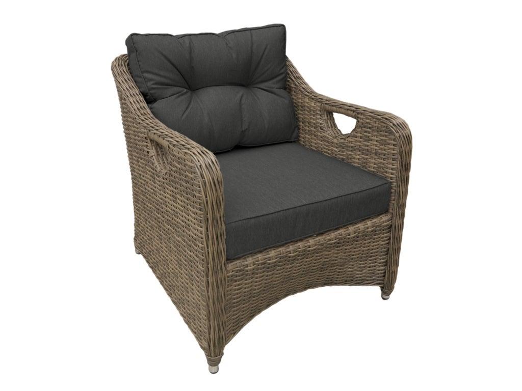 Liverpool Wicker Outdoor Lounge Armchair