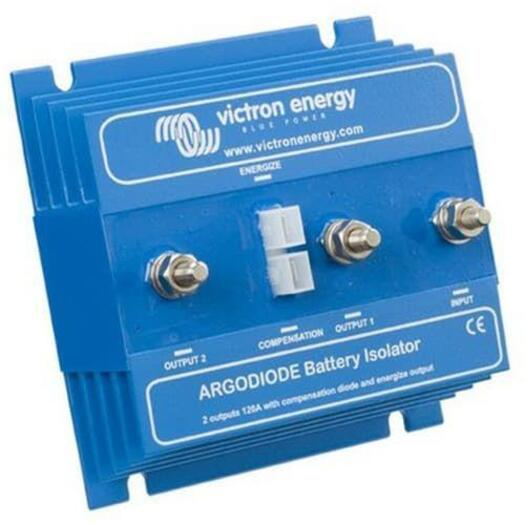 Victron Argodiode 80-2AC Battery Isolator for 2 batteries 80A Boat Caravan