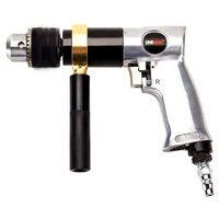 UNIMAC Air Drill 3/8 Inch Reversible Air Compressor Power Pistol Hand Tool