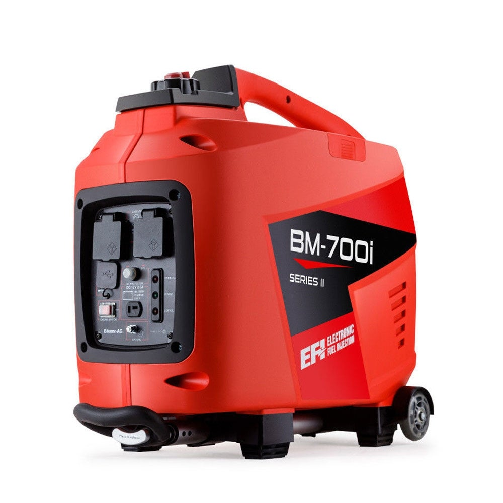 Baumr-AG Inverter Generator 3.7kW Max 3.2kW Rated Portable Camping Petrol