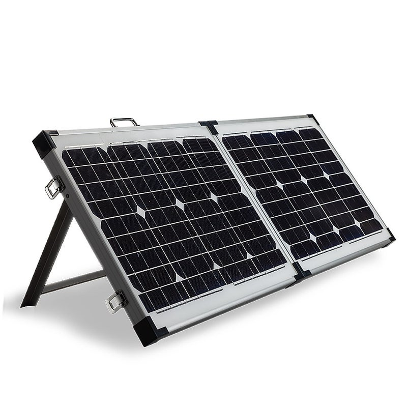 G P 12v 120w Folding Portable Mono Solar Panel Kit Caravan Camping Power Usb Buy Solar Panels 9348948045266