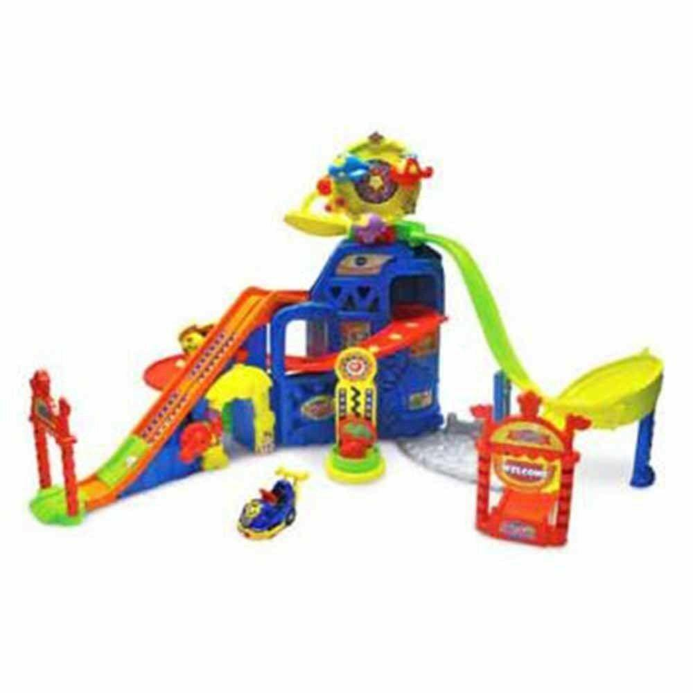 Vtech Toot Toot Drivers Amusement Park Play Fun Activity Game For Childrens