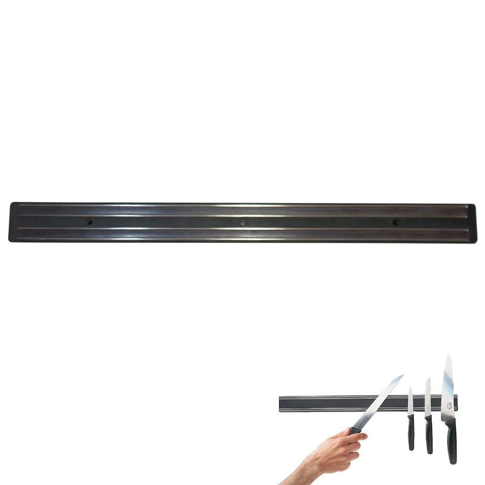 New 33cm Magnetic Wall Mount Knife Holder Rack Utensil Magnet Shelf Kitchen Tool