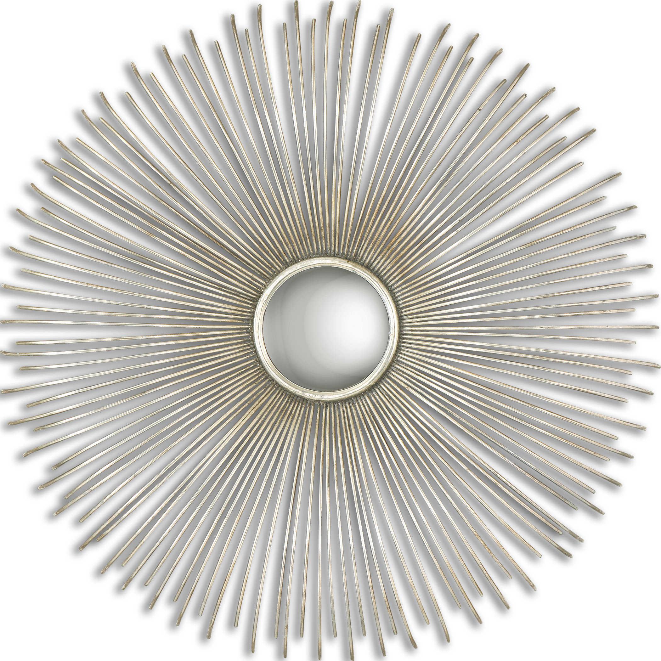 Launa Round Mirror by Uttermost 81cm