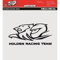 HOLDEN Racing Team HRT Car Window Glass MEGA Decal Sticker