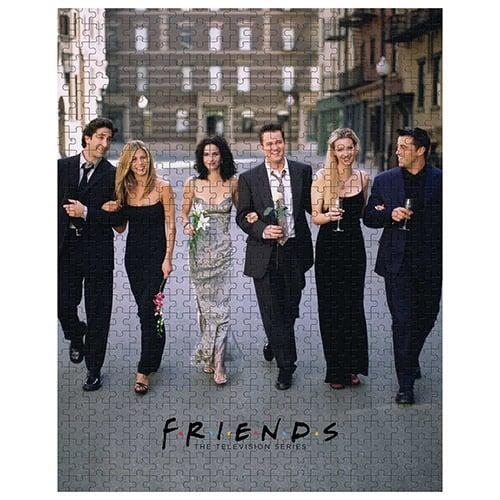 Friends Sitcom TV Series Group 1000 Piece Jigsaw Puzzle