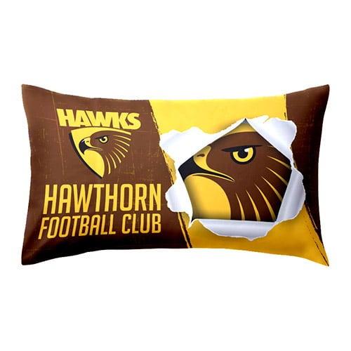 Hawthorn Hawks AFL Pillowcase