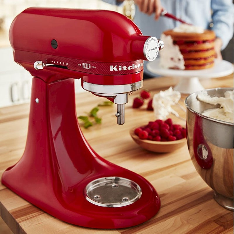 Kitchenaid 100 Year Ksm180 Stand Mixer Queen Of Hearts Buy Stand Mixers 883049516653