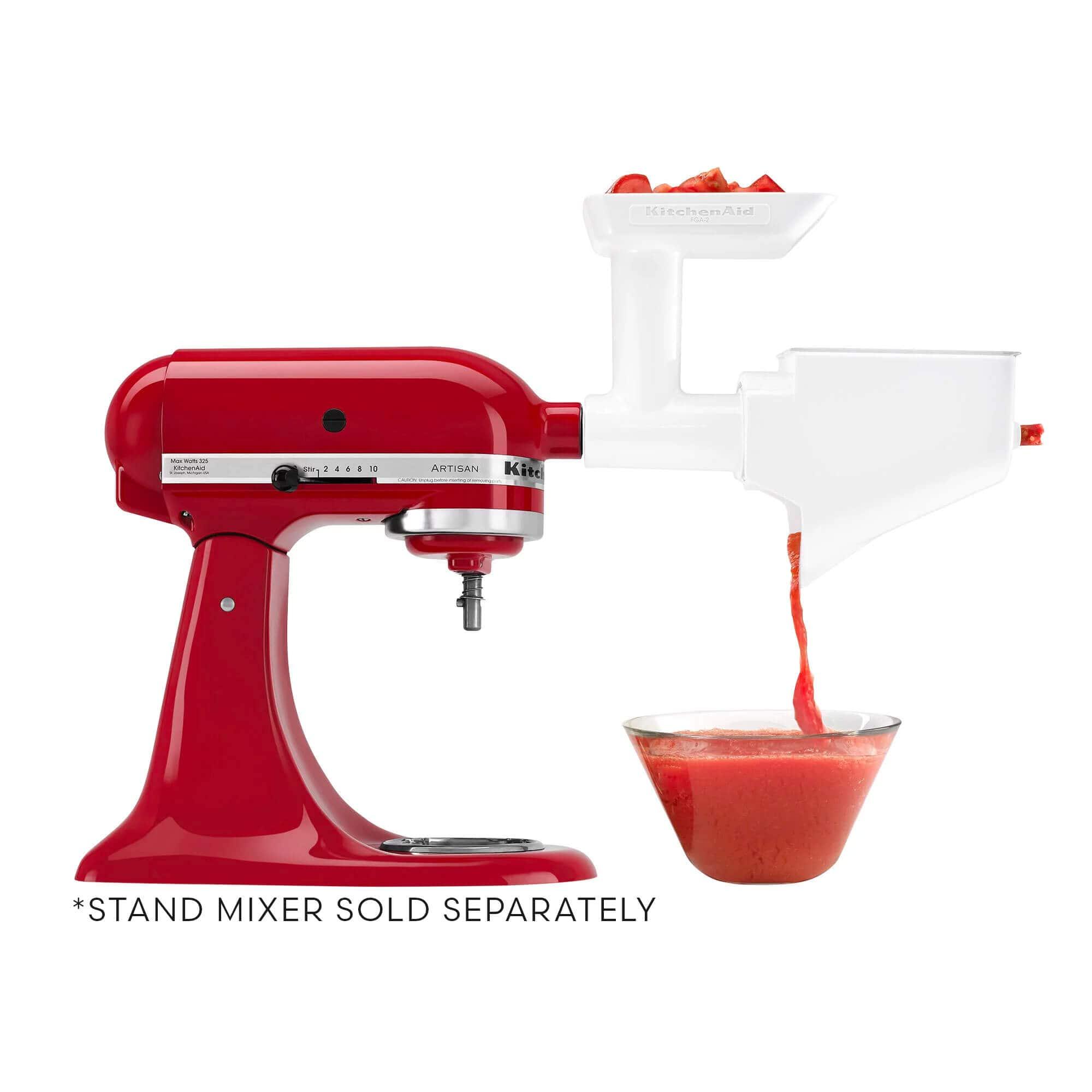 KitchenAid Fruit & Vegetable Strainer Attachment