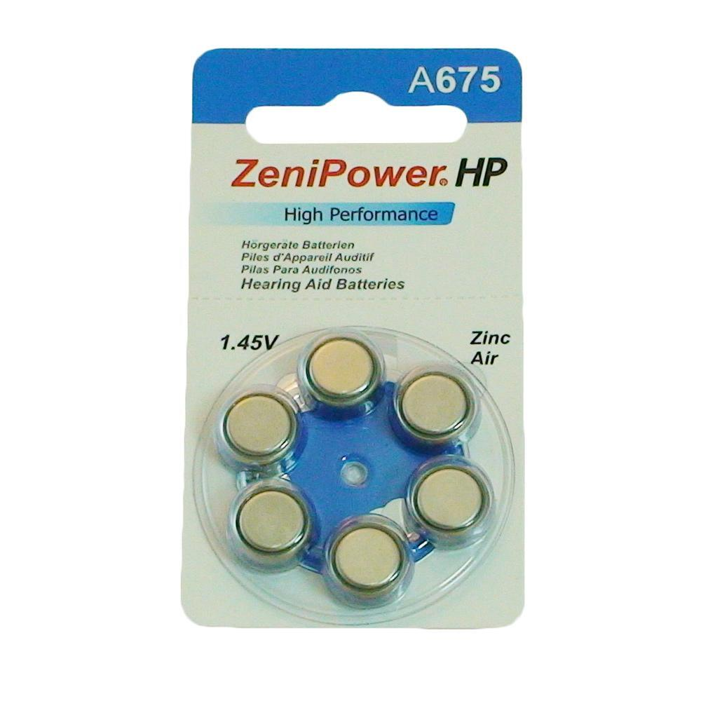 6PK Replacement Batteries for Aquaponic/Hydroponic/Aquacultures HM/pH/EC Meters