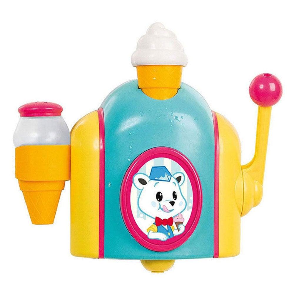 Tomy Children/Toddler Bath Foam Cone Factory Maker/Water Toy/Kids Fun Shower