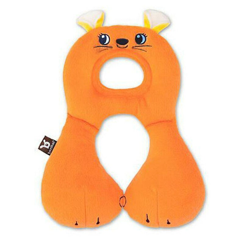 Benbat Total Support Headrest Head/Neck Rest Travel Baby 1-4y Car Pillow Mouse