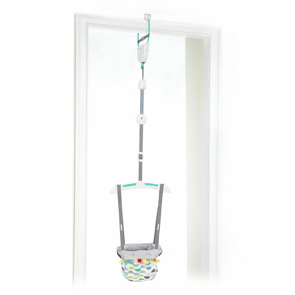 Bright Starts Playful Parade Door Clamp Activity Jumper 6m+ Baby/Infant/Toddler