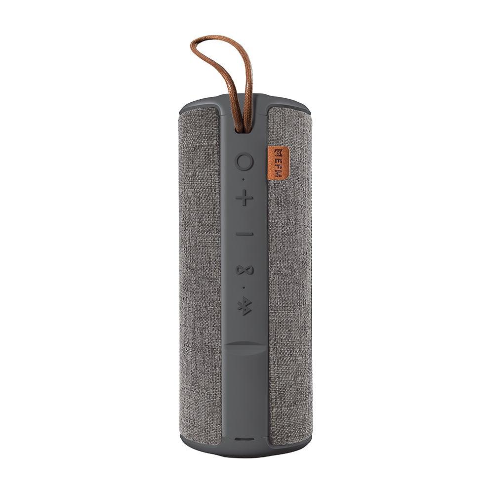 EFM Toledo Portable Wireless Bluetooth Speaker w/Handsfree Mic Charcoal Grey