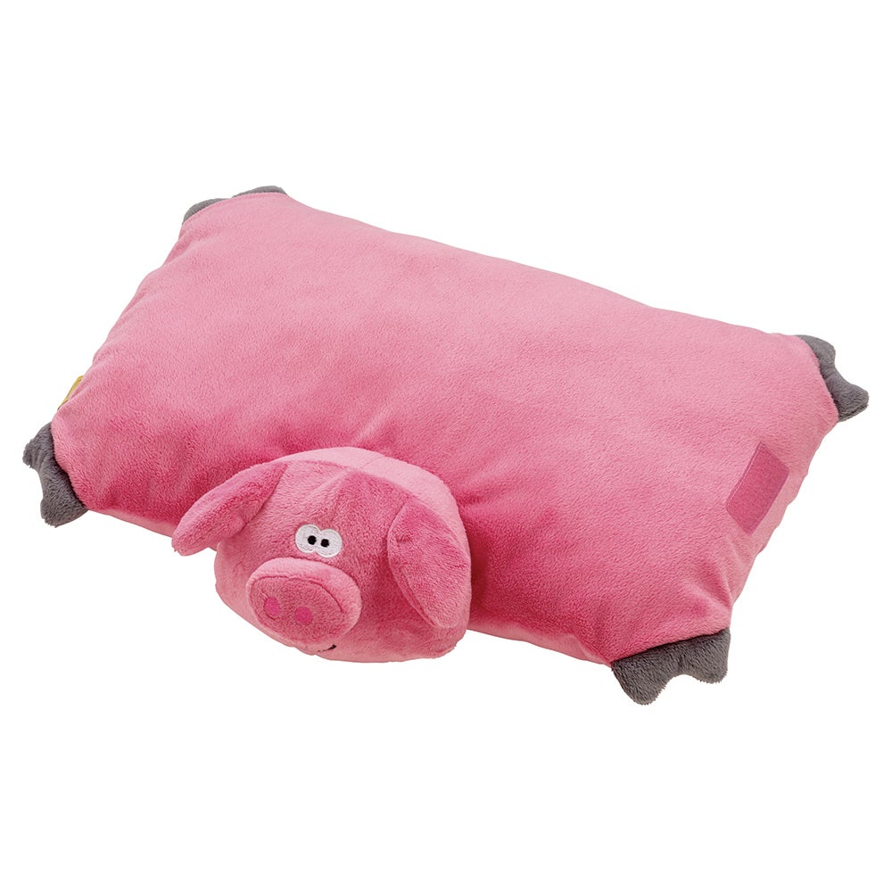Go Travel Kids Baby Snug & Hug Toddler Travel/Flight Foam Head Pillow Piggy 6m+