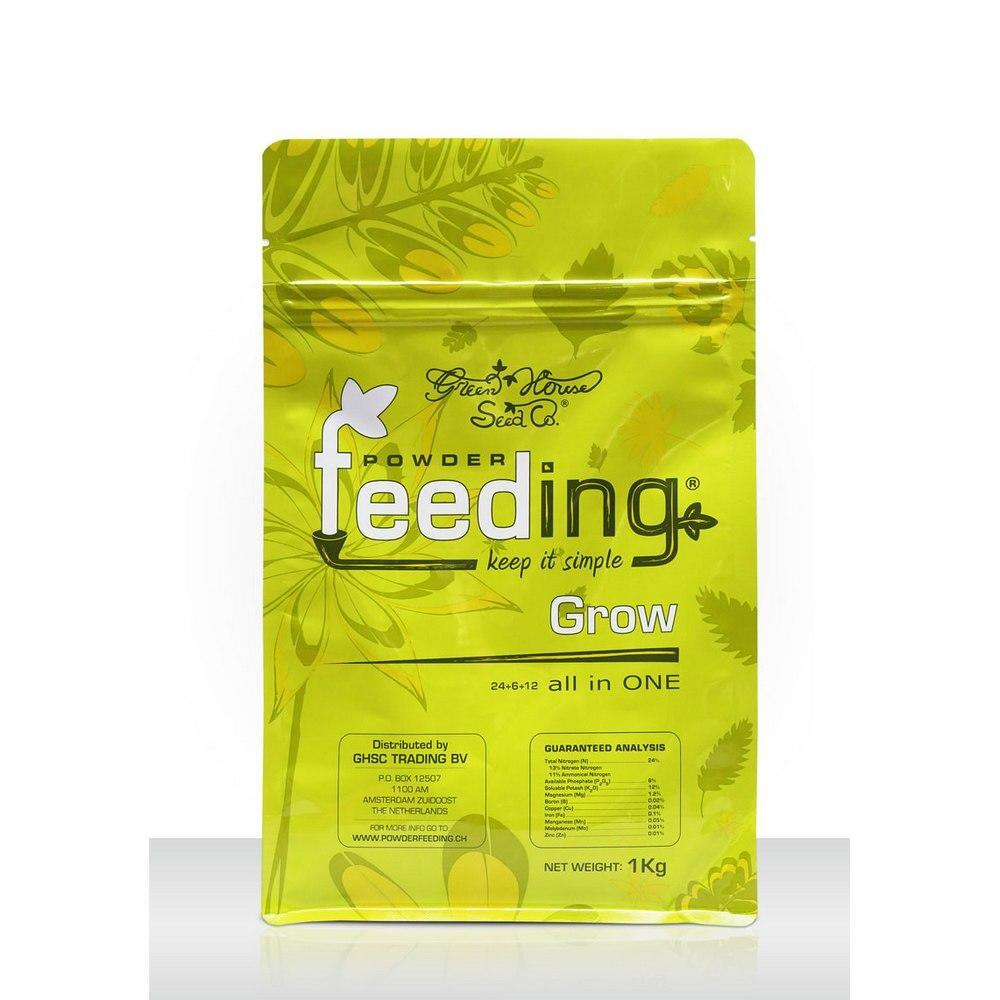 Green House Seed Company 10g Powder Feeding Grow Nutrient for Plant Growth Stage
