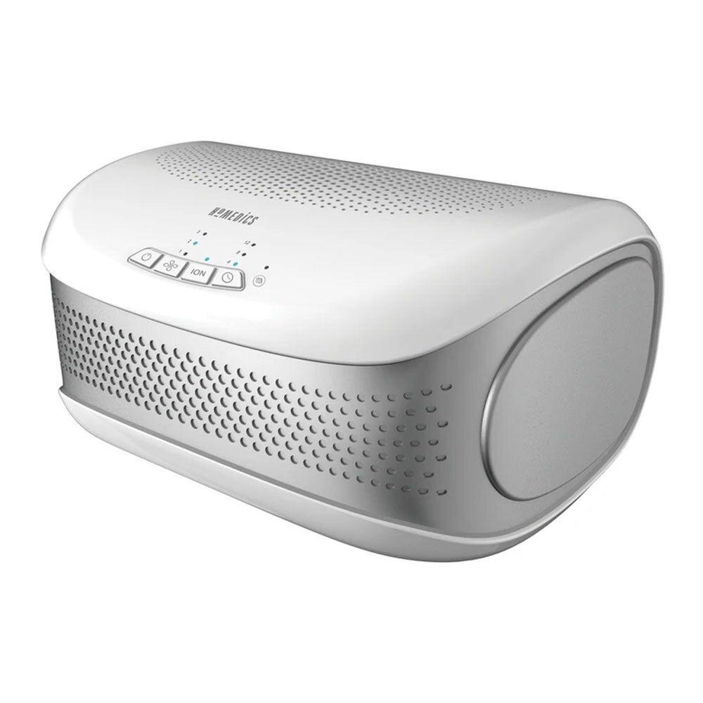 Homedics 33cm 65W Portable Desktop Air Purifier/Cleaner HEPA Filter Fresher SL