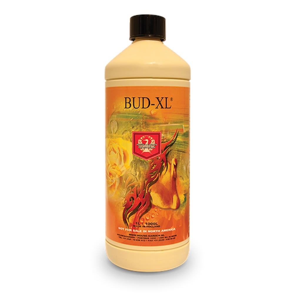House & Garden 1L Plant Leaf Sugar Extraction to Sweet Fruit/Big Flower Bud XL