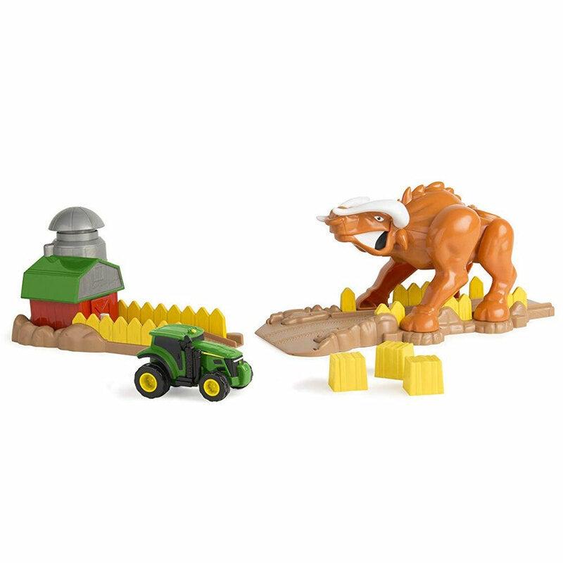 John Deere Mighty Movers Bullpen Escape Fun/Game Kids/Toddler/Children Toys 3y+