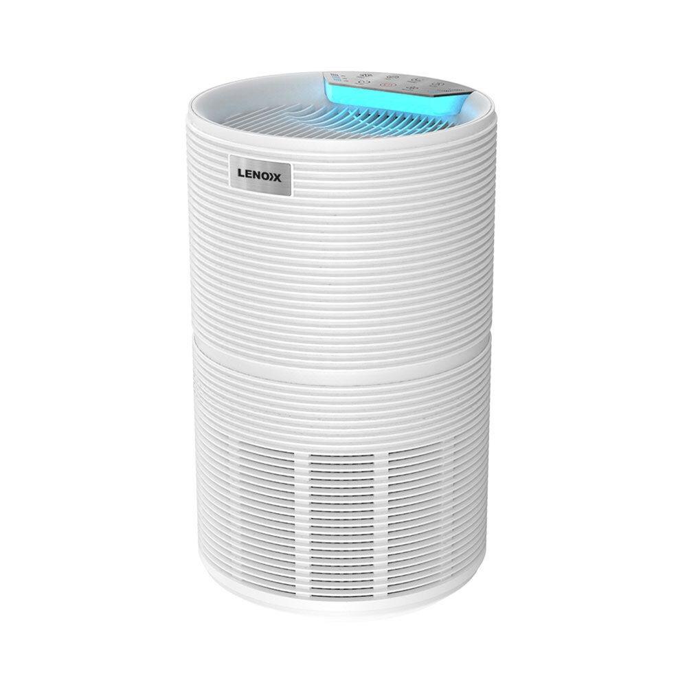 Lenoxx AP90 Air Purifier/Cleaner HEPA Filter 4 Fan Speed/Timer 20m² Small Room