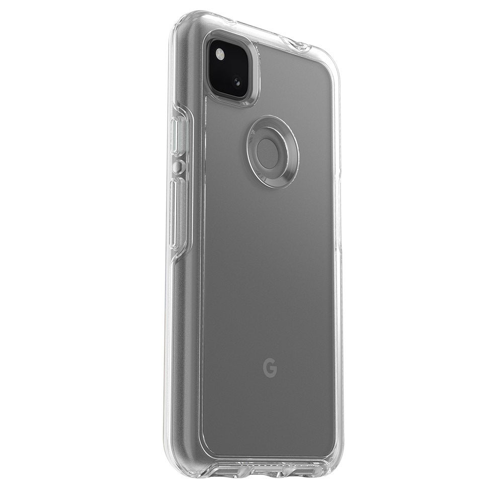 Otterbox Symmetry Case Drop Proof Phone Cover For Google Pixel 4a 5G Clear