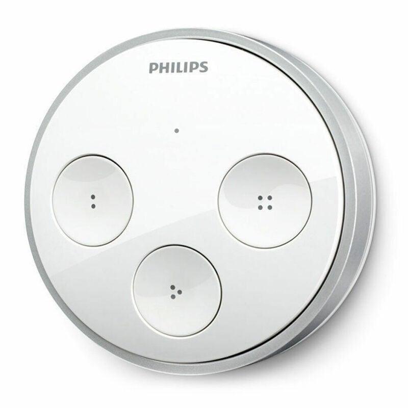 Philips HUE Tap Switch Remote Control for Lighting Smart LED Lights Lightbulb