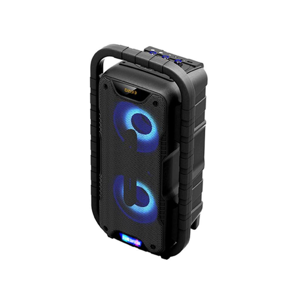 Sansai Bluetooth/Wireless 200W Karaoke/Party Speaker w/FM Radio/AUX/USB/TF Card