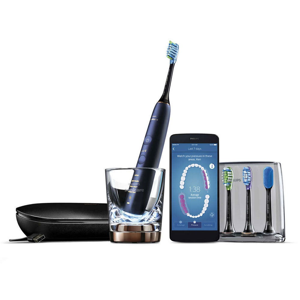 Philips HX9954 9700 DiamondClean Smart Sonicare Rechargeable Electric Toothbrush