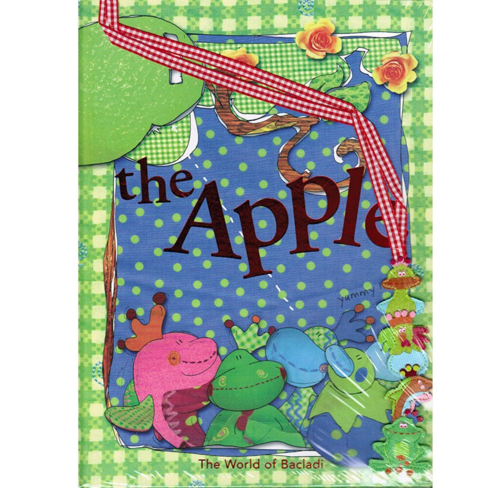 The Apple - The World of Bacladi - Kids Children Picture book Story Hardcover