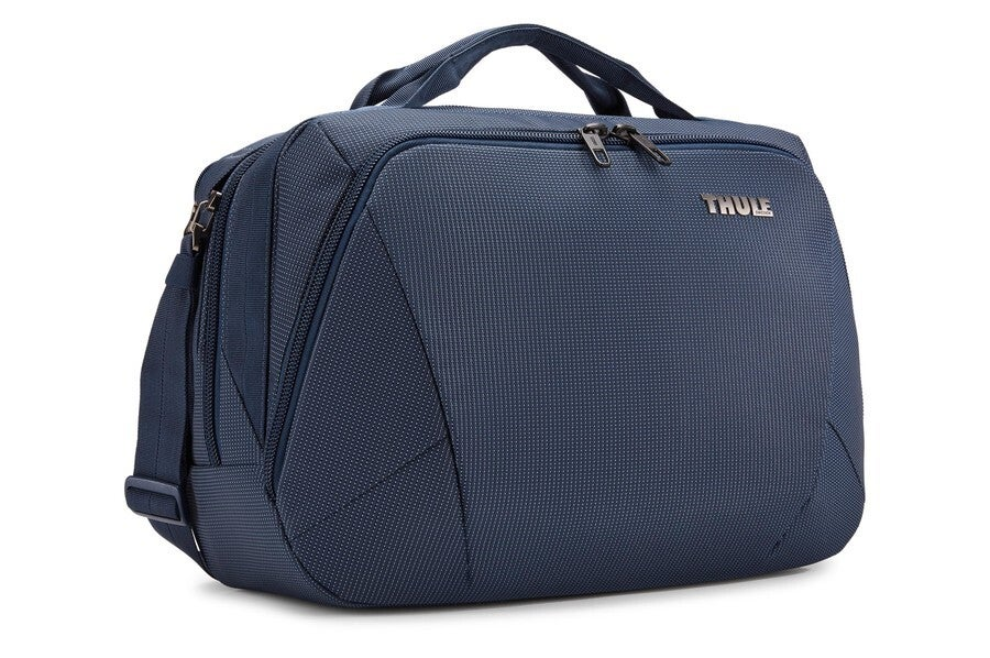 Thule Crossover 2 25L Boarding 40cm Travel Duffel/Carry Luggage Bag Dress Blue