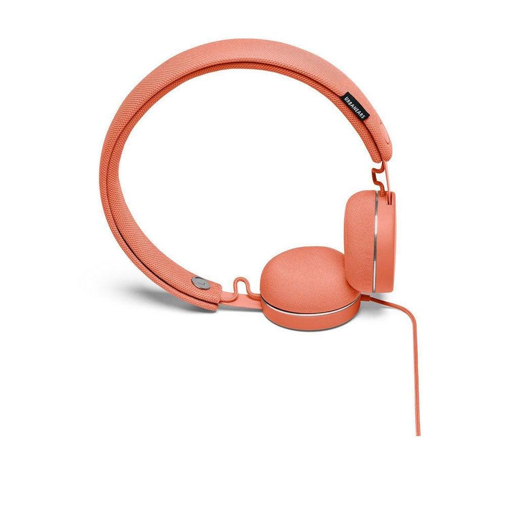 Urbanears Humlan On-Ear Headphones Headset w/Remote Mic for Smartphones Camellia