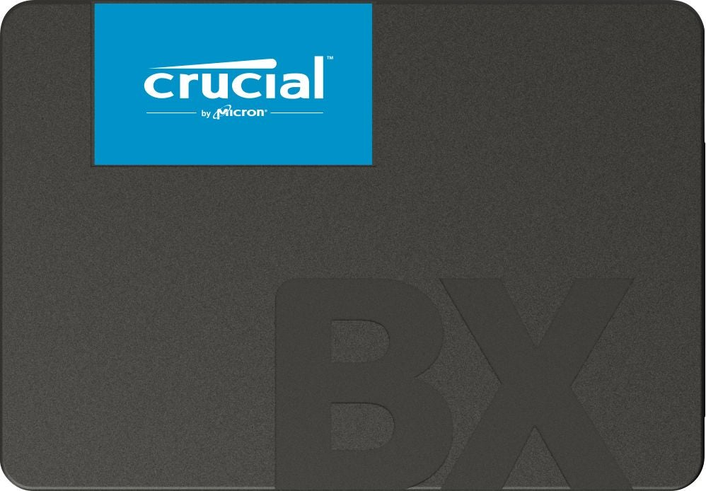 "Crucial BX500 2.5"" 120 GB Serial ATA III"